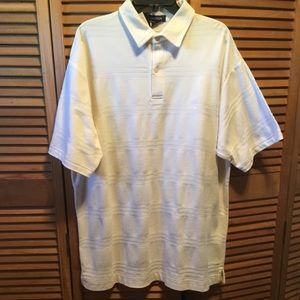 Nautica Cream Polo Shirt